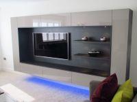 14 Inspiring Flat Screen Tv Wall Units Digital Picture ...