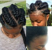goddess braids briyana