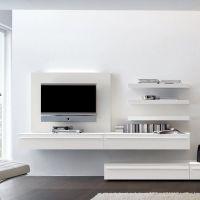 Wall Mount TV Unit | Donna | Pinterest | Mounted tv, Tv ...