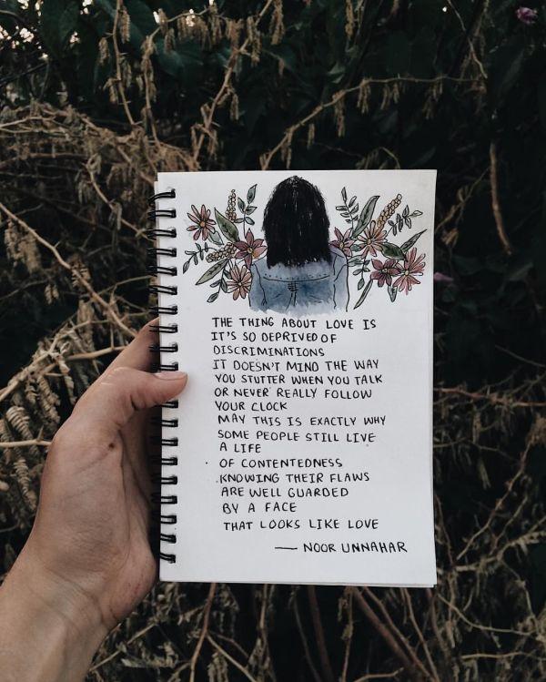 Drawings Of People In Love Tumblr