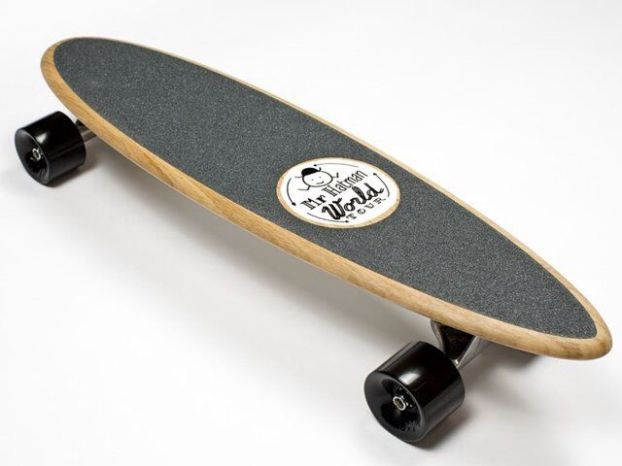 Long+Skateboards