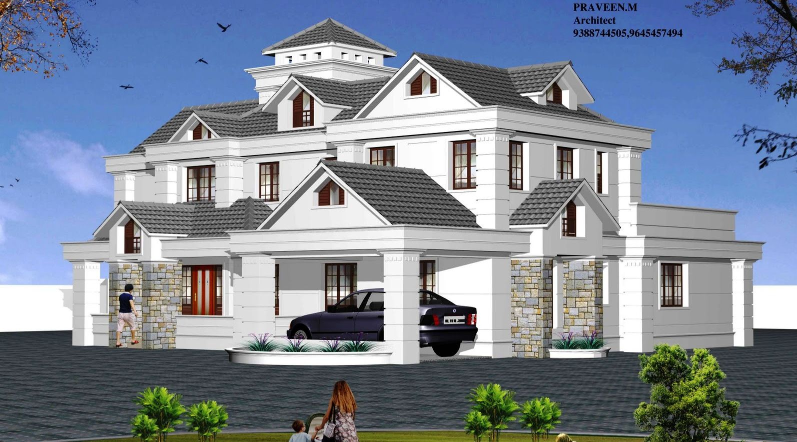 Architectural Designs Plans Architectural Design Apnaghar Types