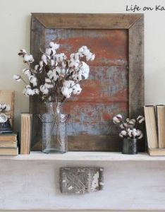 Fixer upper inspired wall decor junkin  at it  best also foyer area with number life on kaydeross creek gallery rh pinterest