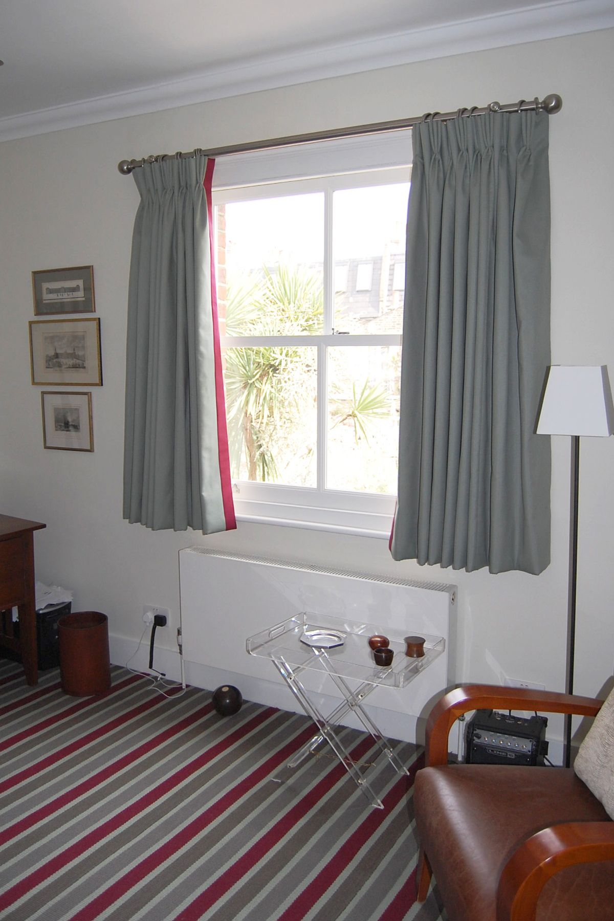 short curtains design ideas  Bedding  Pinterest  Grey