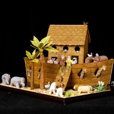 15 Amazing Award Winning Gingerbread Houses Gingerbread