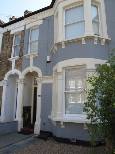 Image Result For 1930's Semi Masonry Colour Schemes Exterior