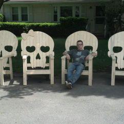 Skull Chair Green Kitchen Chairs Uk Love This Totenköpfe Pinterest