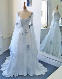 Celtic Wedding Dresses on Pinterest | Celtic Wedding ...
