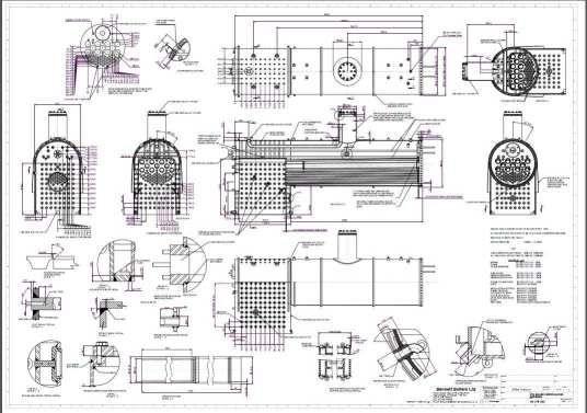 Download Steam Boiler Drawings Software: Steam Clock 3D