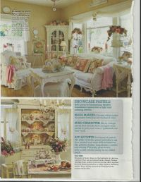 Bob & Cindy Ellis's lovely home featured in Romantic ...