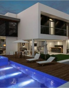 House architecture beach houses luxury homes villas white modern architect design study people also pin by mario redonet on art  pinterest rh