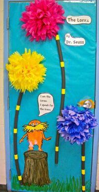Dr Seuss School Door Decorations - 1000 images about dr ...