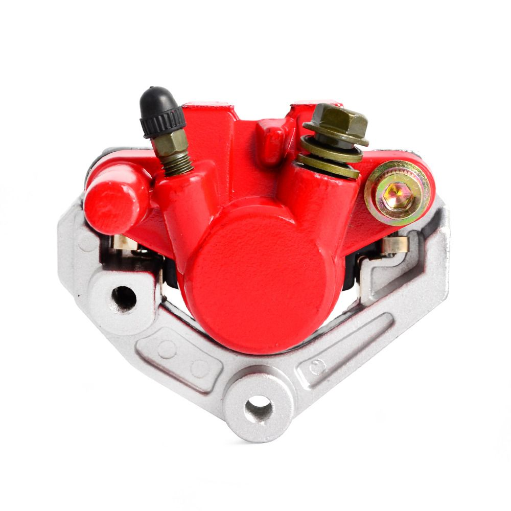 medium resolution of front brake caliper disk brake for yamaha zuma 50cc yw50 2t 50cc moped china made scooter