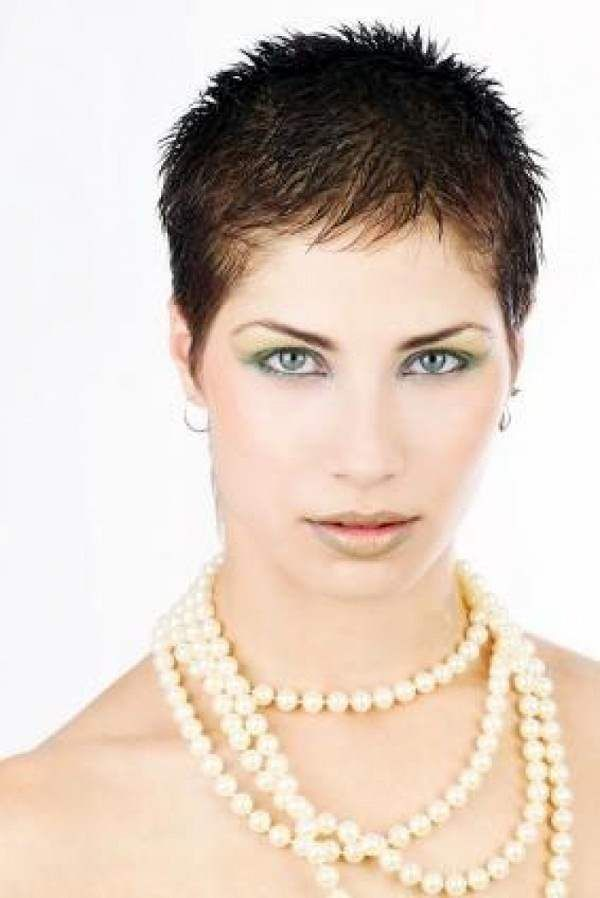 Very Short Hairstyles For Women Very Short Hairstyles For Older