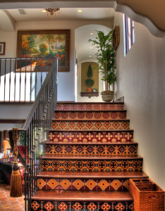 also spanish colonial style homes interiors rh pinterest