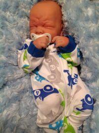 """MOMMY'S BABY BOY""! PREEMIE Berenguer Life Like Reborn ..."