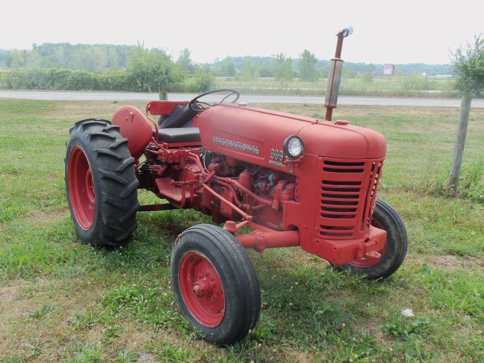 medium resolution of yesterday s tractors ih utility 300 6 volt wiring diagram circuit diagram maker