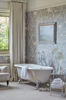 Pinterest Bathroom Wallpaper Ideas
