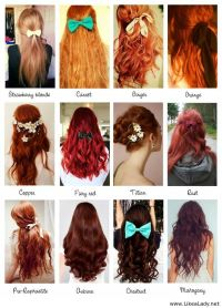 Interesting hair colors | Gettin my hair done up ...