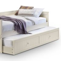 WOODEN JESSICA DAY BED with Pull Out Under Bed 249 | Home ...