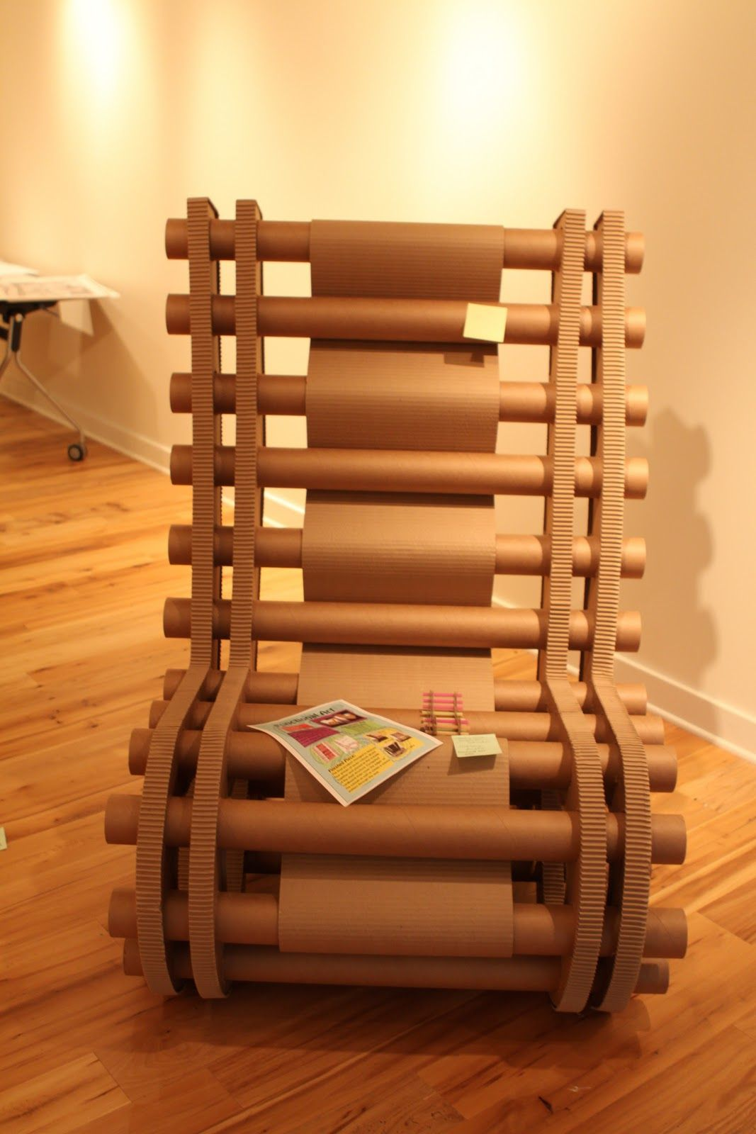 Cardboard Chair Pin By Alyona Chornaya On Carton And Paper Pinterest