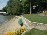 lakefront landscaping - Google Search | Ideas For Garden ...