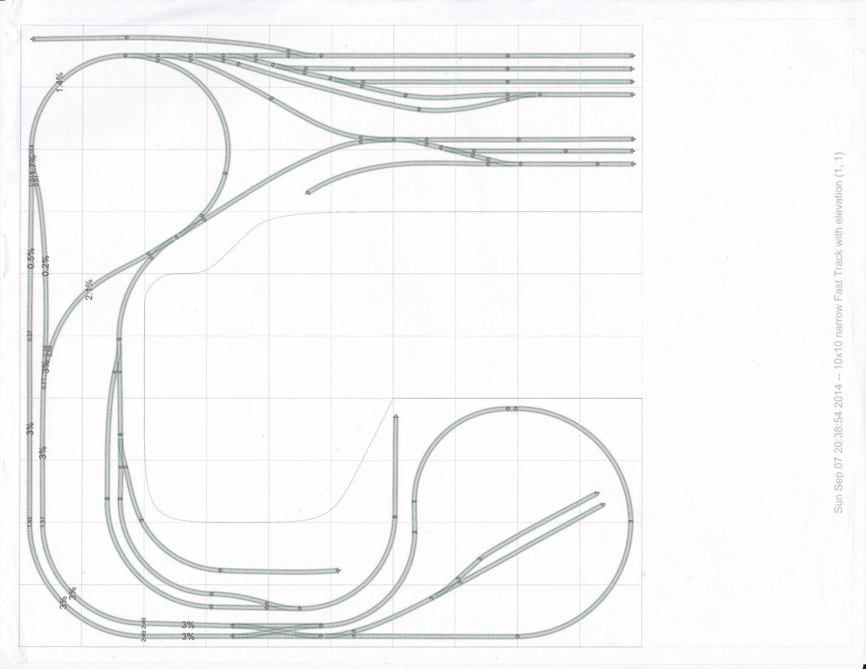 Trackplan Database