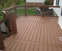 wood deck railing designs | Variety of Railing Options for ...