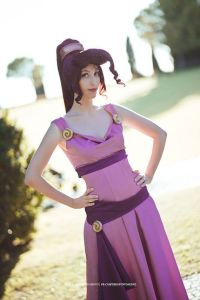 Megara Hercules Disney adult Cosplay Costume Meg by ...
