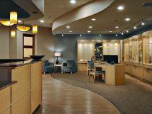 Medical Office Reception Area Design