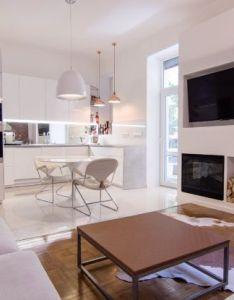 Swadosch reconstruction interior design kitchen living room also rh pinterest