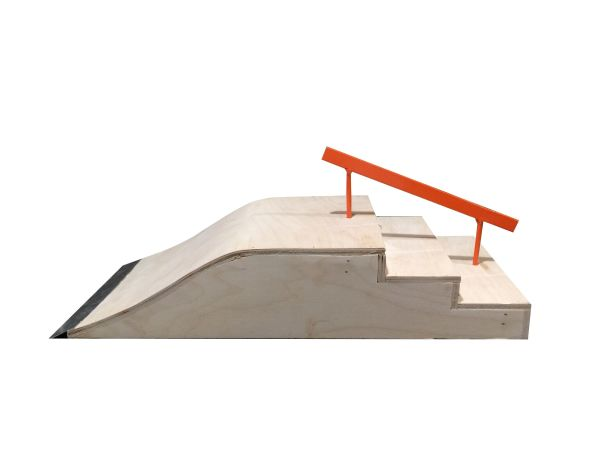 Ema Ramps Fingerboard 3 Step Bump Rail