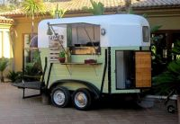 Pizza Trailer made from a converted horse box:) | Horse ...