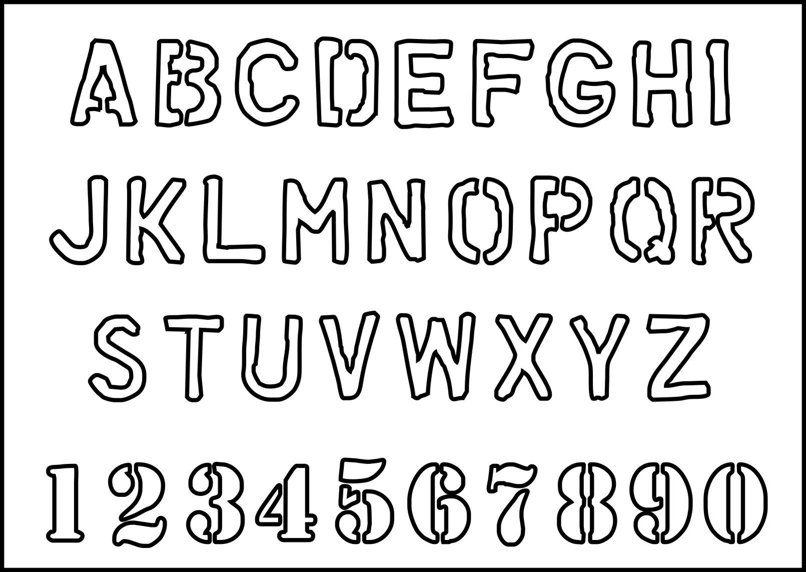 Fancy Cursive Letters Az