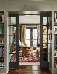 also  true to form farmhouse pocket doors and living rooms rh pinterest