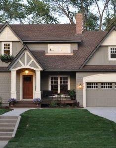 Popular exterior house paint colours design ideas pictures remodel and decor also rh pinterest