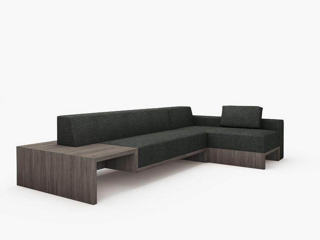 modern furniture sofa design leather refurbishment slow minimalist modular