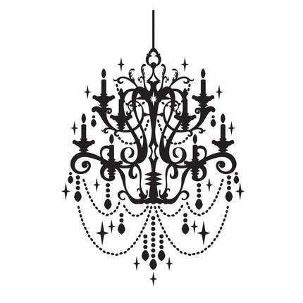 For The Background In Bunk Beds When A Real Chandelier