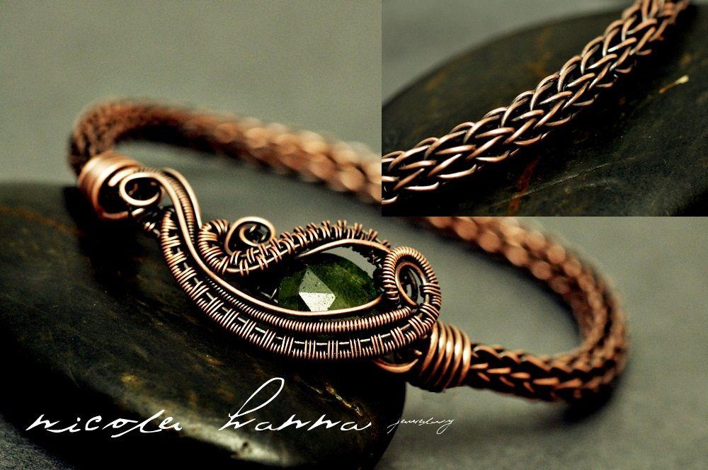 Viking Wire Weaving Tutorial