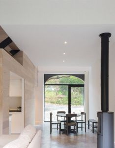 th century house in belgium gets  contemporary steel extension http also rh za pinterest