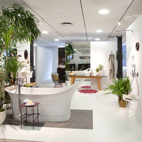 hansgrohe axor plumbing showrooms, new york - | showroom