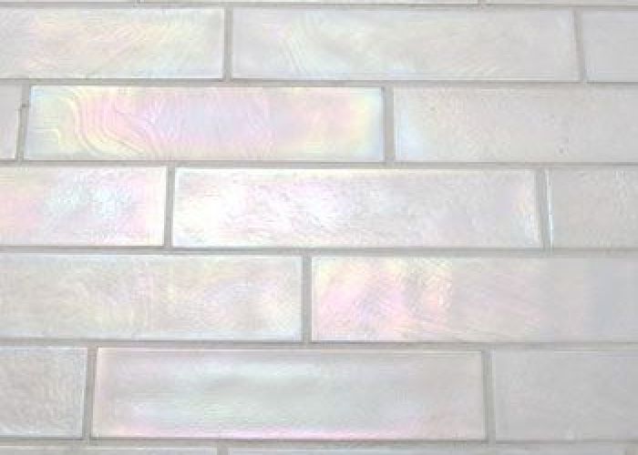 Reader redesign light  lovely loo glass tileskitchen also iridescent tile lights and house