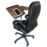 GURU Tablet Chair Desk | Rolling chair