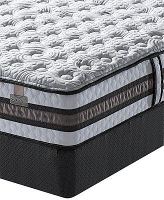 Iseries By Serta Hybrid Island Retreat Top Firm King Mattress Set