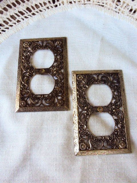 Covers Switch Tuscan Plate