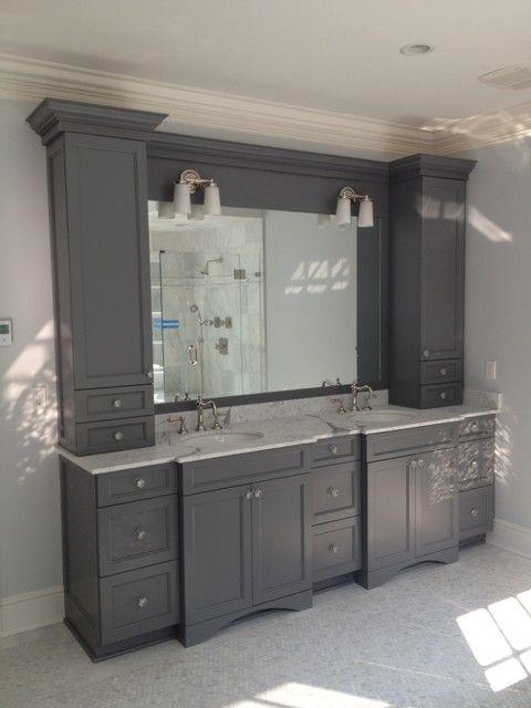 Pretty Houzz Bathroom Vanities On Storage Furniture