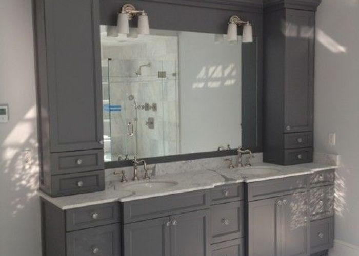 Europeanwoodcraft   ideas modern bathroom vanities and sink consoles new york european woodcraft color drawer pulls also cabinets to inspire you how arrange the