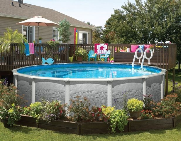 Cheap above Ground Pools  Askcom Image Search  back yard ideas  Pinterest  Ground pools