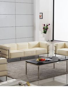 best home furniture with leather upholstered cushions le corbusier sofaliving room sofa seater replica also rh za pinterest