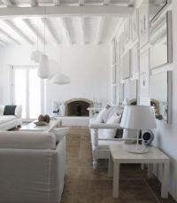 modern white decor | white on white | Pinterest | Painted ...